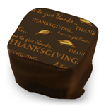 Thanksgiving - Gold & Copper