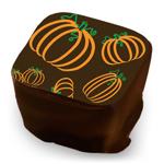 Pumpkins - Orange & Green