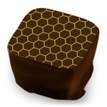 Honeycomb - Gold