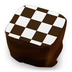 Checkerboard - White