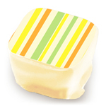 Stripes - Lemon, Lime & Orange