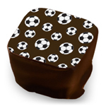 Soccer Balls - Black & White