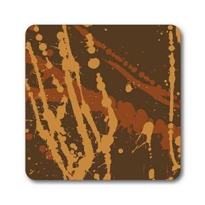 Splatter - Gold