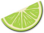 Citrus Slice - Lime