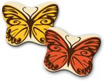 Butterflies - Yellow & Orange