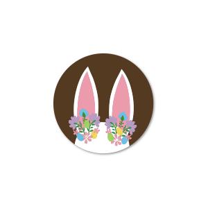 Floral Bunny Ears