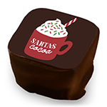 Peppermint Cocoa - Size to Fit