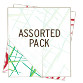 Grab Bag - Assorted Transfer Sheet Designs